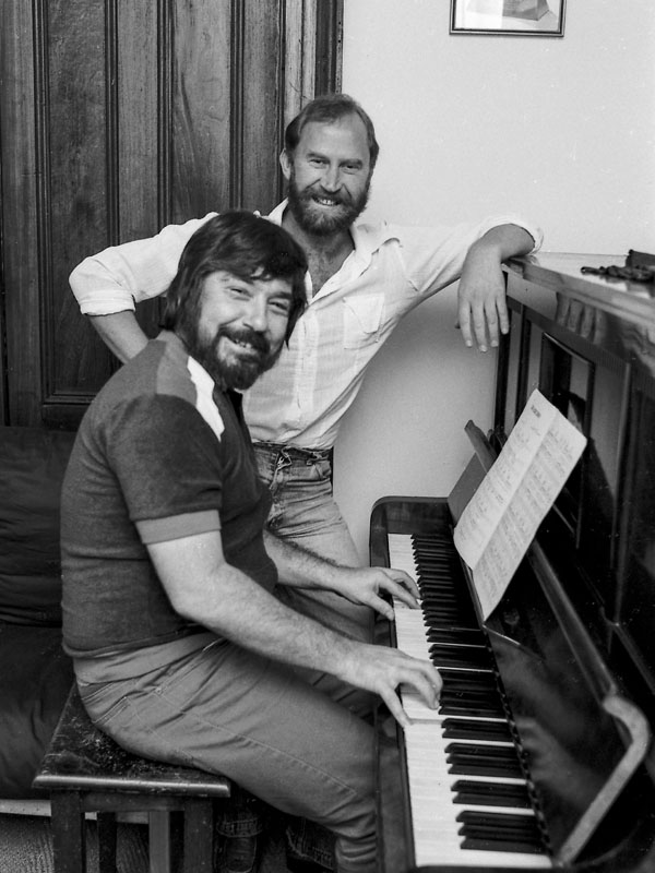 Alan Morris Piano