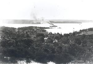Vaucluse Bay c1908