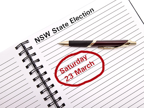 NSW State Election
