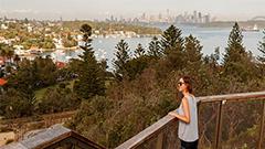 Gap Park Go Slow Sunset Walk Series