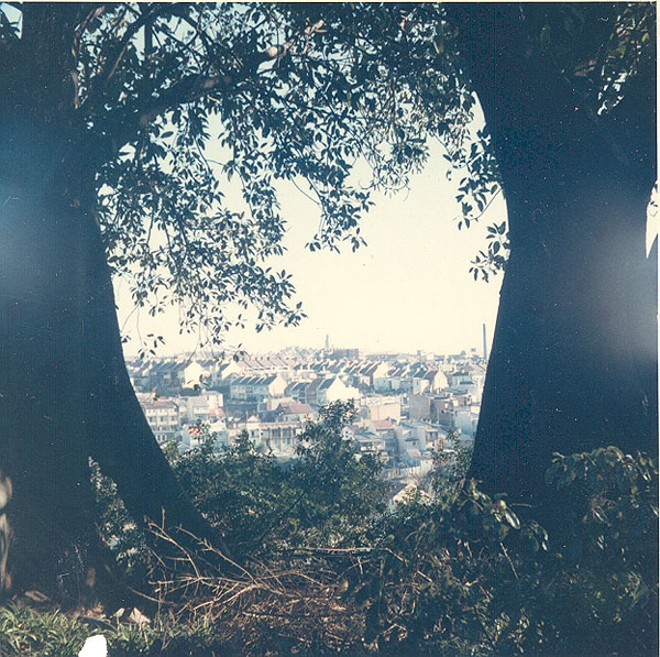 From an album of coloured photographs of Edgecliff dating from the mid 1960s - much of this area was extensively redeveloped during the 1970s with the construction of the Edgecliff Centre and the Edgecliff Interchange. Woollahra Libraries Digital Archive PF004610r.