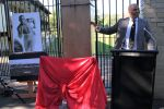 Plaque unveiling  - World Heavyweight Championship title fight 1908 – James White, guest speaker.