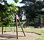 Cooper Park Community Hall - adjoining playground area