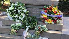 Anzac Day Wreath Laying Ceremony