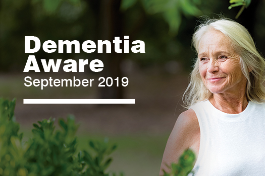 Free events supporting dementia awareness this September
