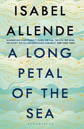 A Long Petal of the Sea – Isabel Allende