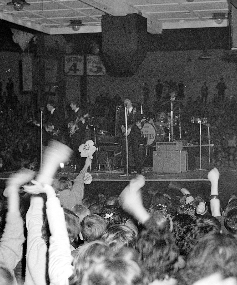 The Beatles Concerts at the Sydney Stadium, June 1964