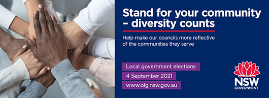 Stand for your Community - Diversity Counts