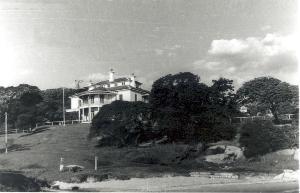 Strickland House 1958