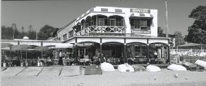 'Doyle's on the Beach', Watsons Bay, 1992