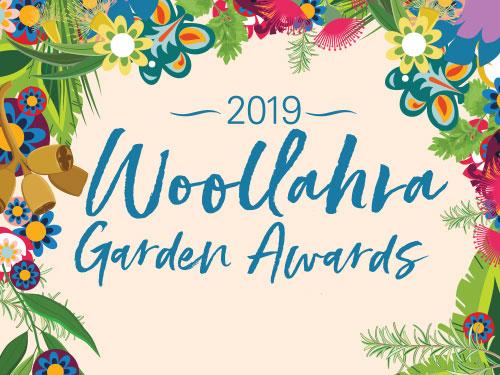 2019 Woollahra Garden Awards