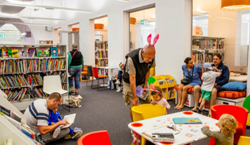Paddington Library to open permanently on Sundays