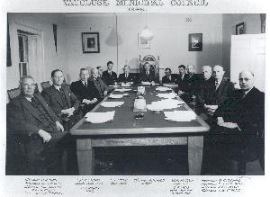 Vaucluse Council 1948