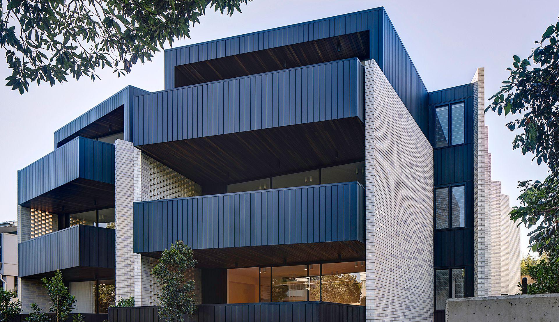 2019 Winner - Design New Buildings Multiple Housing