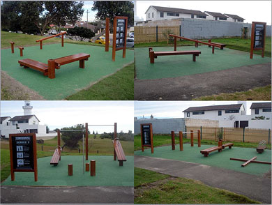 exercise equipment in parks woollahra municipal council. Black Bedroom Furniture Sets. Home Design Ideas