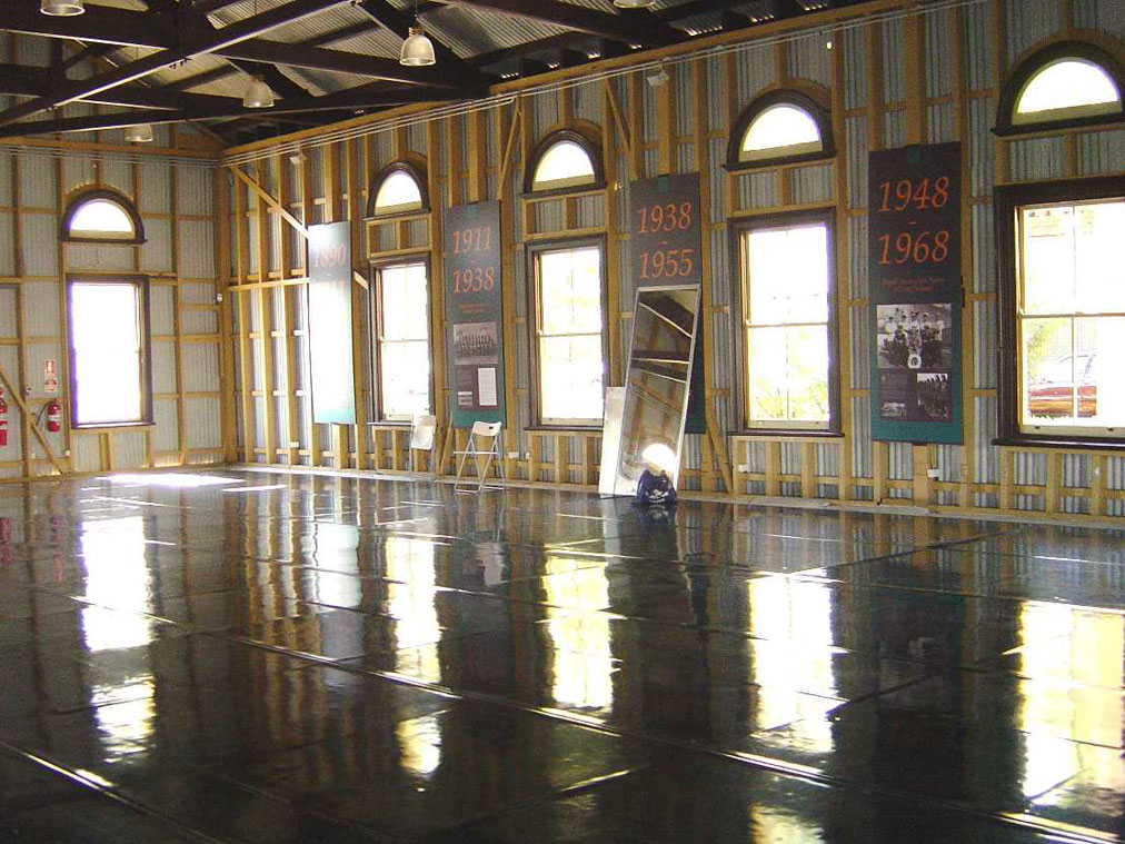 The Studio At The Drill Hall Woollahra Municipal Council