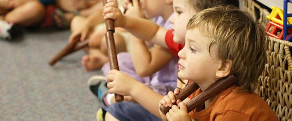Woollahra Preschool music