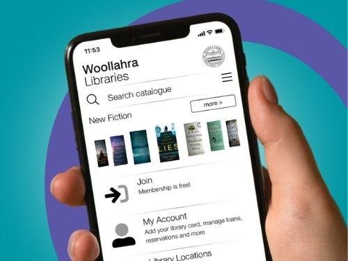 Woollahra Libraries App