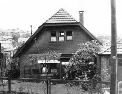 War service home at Hopetoun Avenue