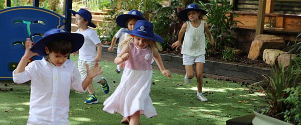 Woollahra Preschool outdoors