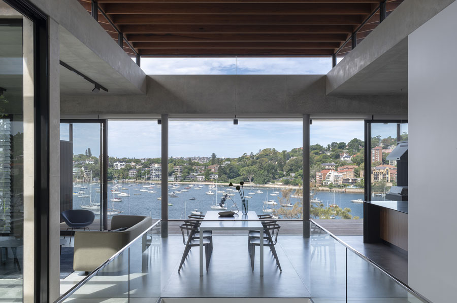 Multiple Dwellings Relief >> Bruce Stafford Architects - Darling Vista House | Woollahra Design Excellence Awards 2019