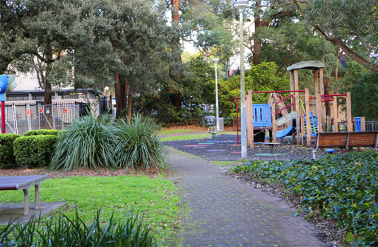 Dillon Street Playground