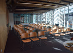 Event Space A and B combined on Level 1 - auditorium setting
