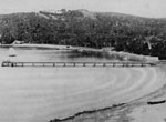 View of Double Bay, Sydney Harbour, c1879