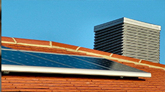 Energy savings and solar power for your apartment