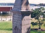 Obelisk at Watsons Bay