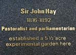 Sir John Hay