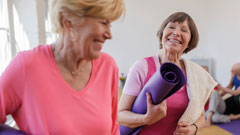 Yoga Classes for Seniors