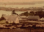 First Catholic Church at Watsons Bay, c1890
