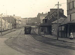 Tram on New South Head Road