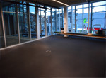 Event Space A on Level 1 - blank setting view 1