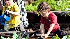 Garden Circle for Parents and Children - Holdsworth Communal Garden